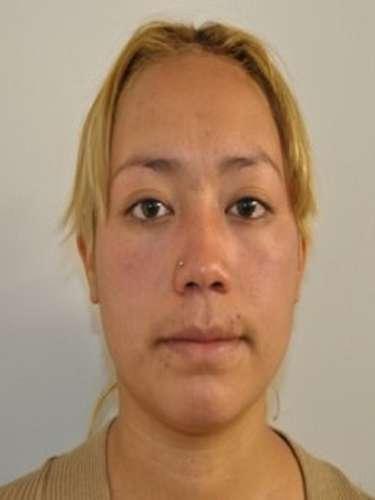 Magaly Martínez Ortega, de 20 años, también de Valle de Chalco y encargada de negociar con los familiares de las víctimas, además de rentar los domicilios que servían como casas de seguridad.