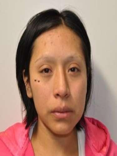 Sonia Alejandra Ojeda Sánchez, de 23 años, oriunda de Tlalnepantla, cuya función vigilar y alimentar a las víctimas.