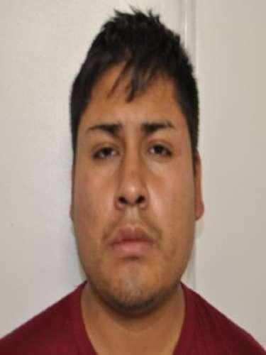 Miguel Trinidad Riaño García, de 20 años, originario de Valle de Chalco y quien era el responsable de interceptar a las víctimas y trasladarlas a las casas de seguridad.