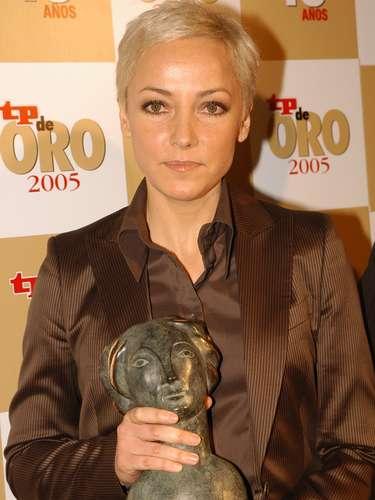 Sonsoles, la hija más conocida de Suárez, también superó un cáncer en 2004 que le mantuvo alejada de la televisión.