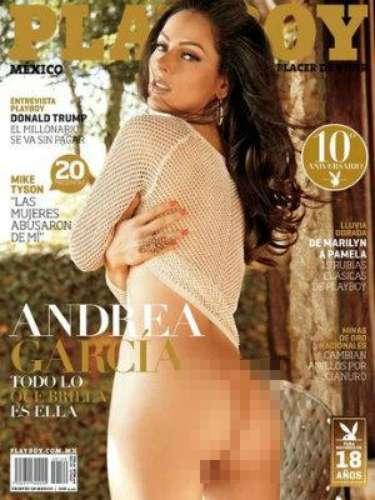 Andrea García.- La actriz de telenovelas como \