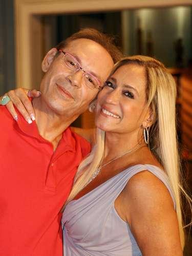 José Wilker fallecióeste sábado a la mañana, víctima de un infarto fulminante, en su casa de Río de Janeiro.En esta foto, el actor en'Duas Caras', en2007