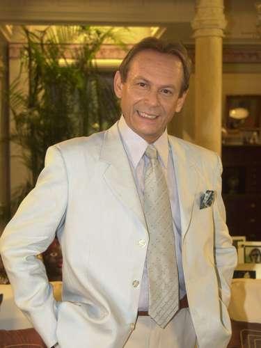 José Wilker.-Uno de los más respetados exponentes de las telenovelas brasileñas, murió el 5 de abril a los 66 años en su casa de Río de Janeiro a causa de un infarto.