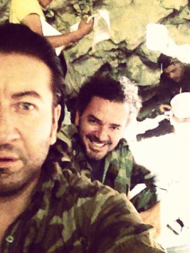 estilista: actores comparten fotos en Instagram de la serie de RCN