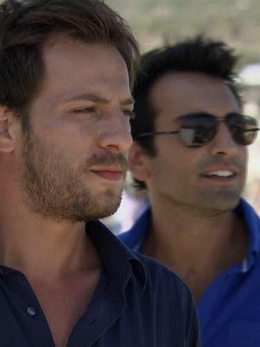 La nueva teleserie turca de Mega tiene a un grupo de galanes que abusa