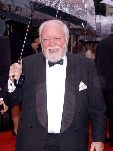 Richard Attenborough.- El actor y director de cine británicomurió el domingo 24 de agosto a la edad de 90 años. Elcineasta dirigió \