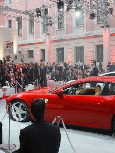 Fotos Ferrari FF