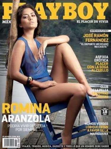 Romina Aranzola (Diciembre de 2010).