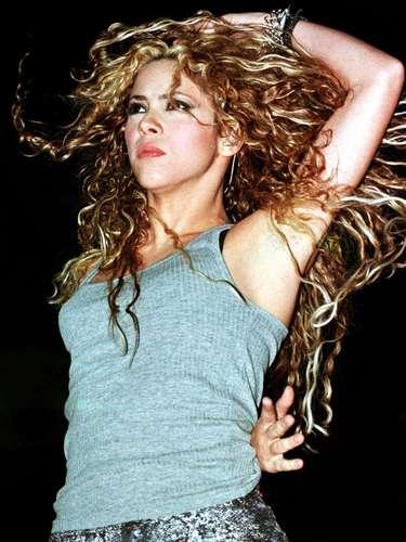 En el 2005, Shakira sacaba su disco 'Fijación oral vol. 1' que tuvo gran éxito debido al dueto con Alejandro Sanz en la canción 'La Tortura'