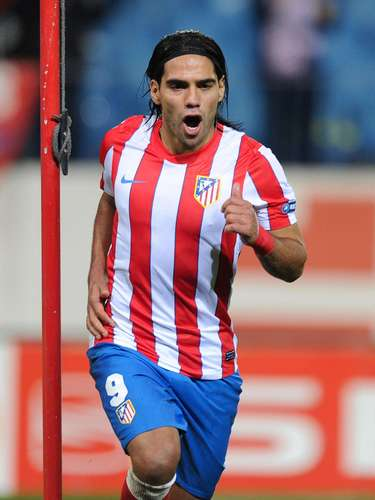 Falcao was transferred in August 2011 from Porto to Altetico Madrid for 40 million euros, becoming the biggest transfer ever for the Portuguese team, the most expensive Atletico Madrid player ever, and the biggest transfer ever of a Colombian player.