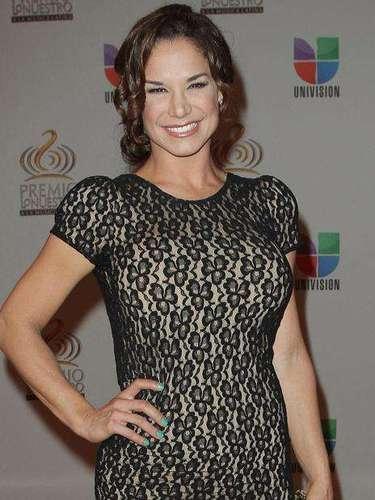 Liz Vega was all curves, no filler.