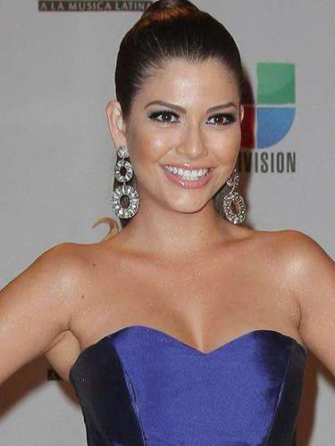 Ana Patricia Gonzalez just may have the red carpet's best cleavage.