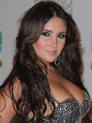 Dulce Maria takes the crown for best cleavage, no?