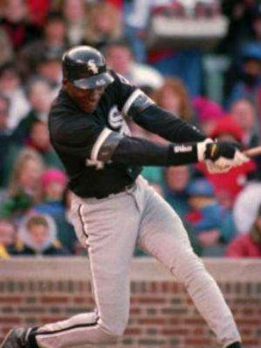 During his first retirement from the game, he spent a brief period playing baseball in the minor leagues for the Chicago White Sox.