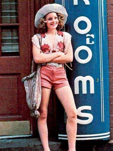 Jodie Foster saltó a la fama a los 14 años con el rol de prostituta en la cinta 'Taxi Driver', papel por el que obtuvo una nominación al Oscar como Actriz de Reparto en 1976.