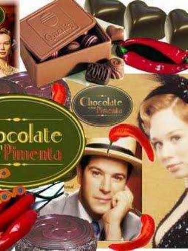 'Chocolate com Pimenta' (Rede Globo - 2006)