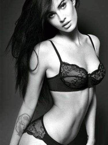 Megan Fox ha admitido que sus mayores temores son a la oscuridad y a volar.