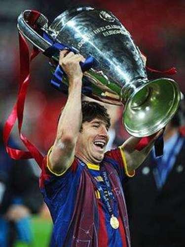 Messi y el Barcelona han marcado el ritmo del mundo en el futbol en la última era, su más reciente título es el de la temporada 2010-11