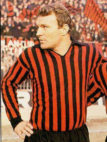 Milan sufrió para conseguir su primer campeonato en Europa, un doblete de Altafani en el segundo tiempo tras ir perdiendo ante Benfica, sirvió para la primera conquista europea del cuadro italiano