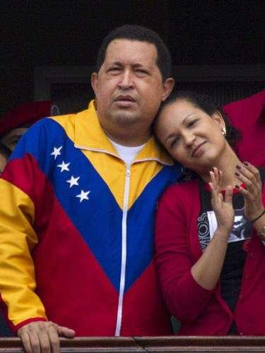 Rosa Virginia acompañó a su padre hasta el último suspiro. Desde que Hugo Chávez fue trasladado a La Habana en diciembre del 2012 para la cuarta operación, Rosa Virginia era la persona que se mantenía en la cabecera de la cama de su padre, según el diario Hufftington Post.