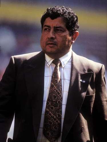 Francisco Avilán, campeón con Monterrey en el México 86.