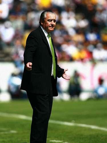 José Luis Trejo, campeón con Pachuca en el Clausura 2006.