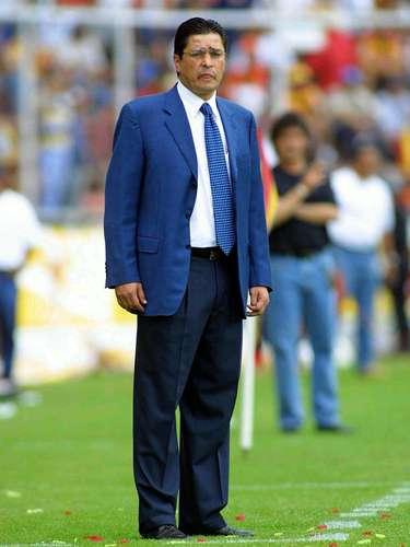 Luis Fernando Tena, campeón con Cruz Azul en el Invierno 1997 y con Morelia en el Invierno 2000