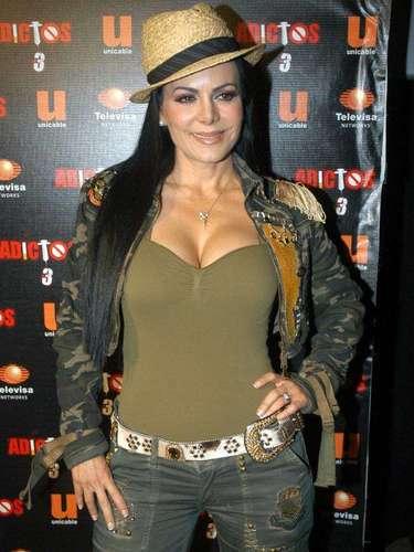 Maribel hizo su primera telenovela en 1986, 'Seducción'.