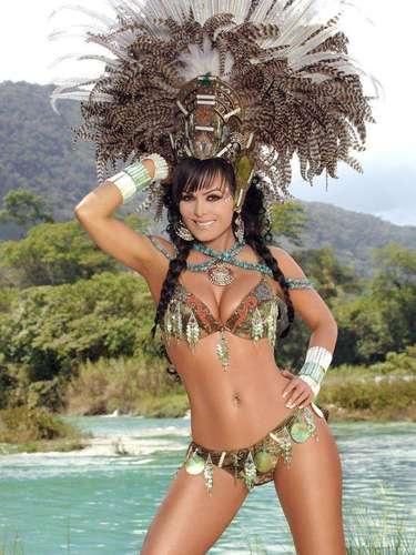 Su belleza ha servido para dar a conocer escenarios naturales de México.