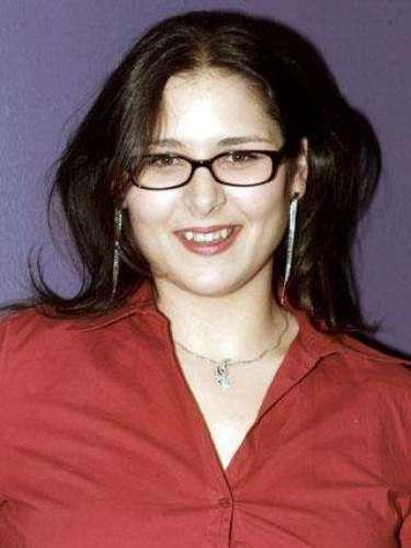 Rosa López a su entrada en la academia de Operación Triunfo hace diez años