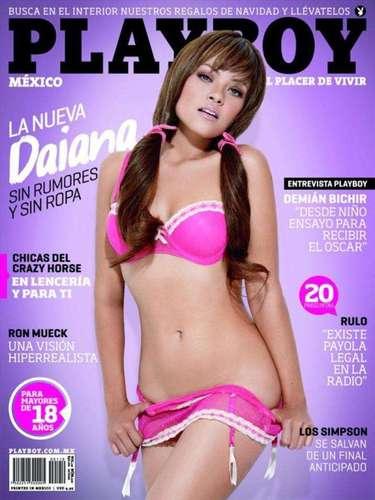 En un descarado intento por capitalizar su fama tras el escándalo que protagonizó con Kalimba, Daiana Guzmán enseñó sus atributos en diciembre de 2011 con la esperanza (aún no realizada) de ser famosa.