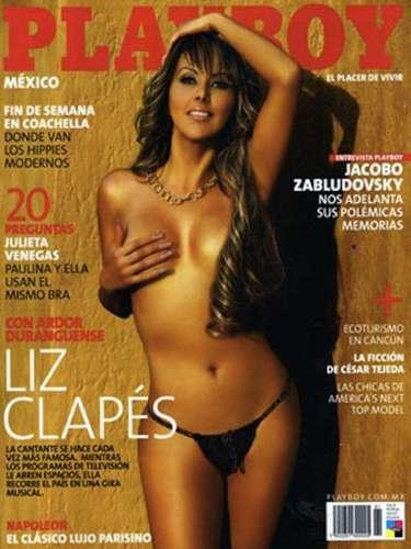 Como una estrategia para que el público la reconociera cada vez más, la cantante Liz Clapés se destapó en mayo de 2010.
