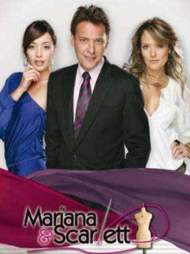 'Mariana & Scarlett'.- Es protagonizada por las actrices Carolina Acevedo (Mariana) y Carolina Guerra (Scarlett), quienes se enamoran -sin saberlo- del mismo hombre, Roberto White (Patrick Delmas), un hombre tramposo que maneja dos identidades distintas.