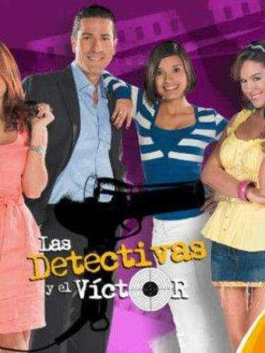 Las Detectivas y el Víctor.- El detective Víctor García, por una trampa, es despedido de la unidad de policía secreta (S2) a la que pertenecía y por ello decide, junto con su esposa Chabela, montar una agencia de detectives: \