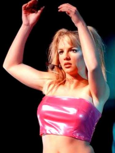 In 1999 Britney Spears rose to fame with \