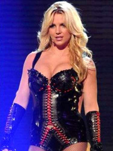 The new Britney Spears shed the innocent and school girl look she was famous for, opting for a rougher look.