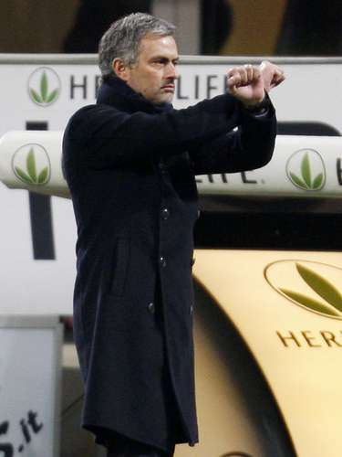 6. Mourinho won two Serie A titles at Inter, leading the club to its first Champions League final in 38 years.