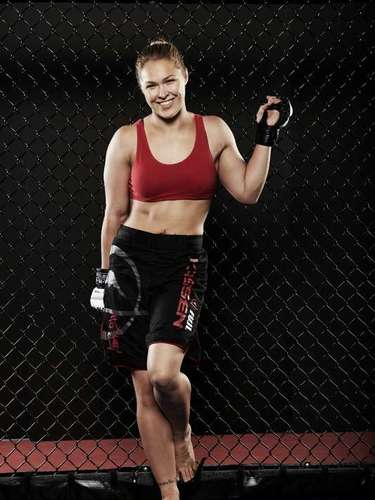 Aside from her great performance, on the field, Ronda Rousey has helped the women's sport grow with her personality.