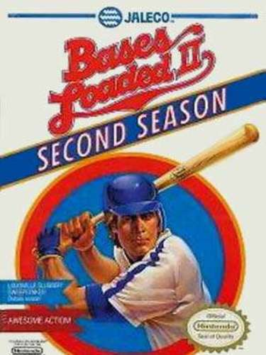 Bases Loaded II was the sequel to the arcade game, but it was made specifically for Nintendo. It was faster than the original, offered a camera view from behind home plate (which has become standard for all baseball games since then), and it defined pitcher's roles on each team. There was also a special 'biorhythm' that measured how good a player was feeling, coinciding with whether they were in a slump or crushing the ball. Developed by Jaleco.