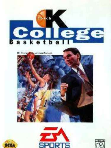 EA soon turned its attention to college basketball, producing its first game in 1995, endorsed by none other than the real Coach K at Duke. It featured 32 officially licensed teams, as well as eight classic teams, including Magic Johnson's 1979 Michigan State squad. the game also featured 50 offensive plays and 14 defensive sets.