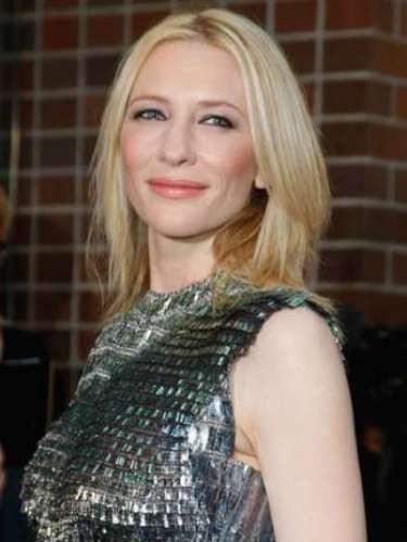 Cate Blanchett se perfila entre las favoritas por su belleza y experiencia