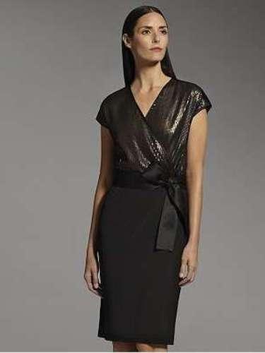 Vestido de Narciso Rodriguez por apenas 58 dólares. La colección es por tiempo limitado y se vende en Kohls.
