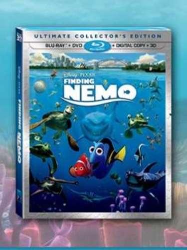 Un clásico para chicosy grandes vuelve en un formato inédito. El debut en Blu-ray en 2D y 3D marca la primera vez en la historia que Finding Nemo está disponible en estos formatos de alta definición. Con una imagen y un sonido de alta definición impecables, el Blu-ray crea una increíble experiencia en el hogar con gran cantidad de características interactivas y segmentos extra, que incluyen Acuarios Virtuales en 3D, Acuarios Virtuales en 2D, CineExplore, una entrevista con los realizadores y muchos más.