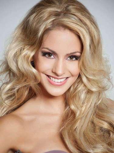 En Miss Universo tuvo que enfrentarse a la belleza y talento de cerca de 90 candidatas de todos los rincones del planeta.