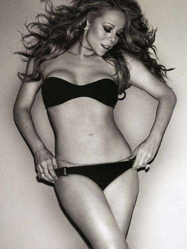 Mariah Carey quedó hundida en una terrible depresión en 2001 tras el romance con el cantante.