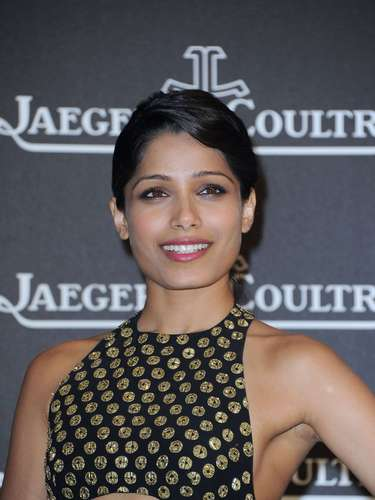 With her exotic good looks, Freida Pinto has all of Hollywood drooling.