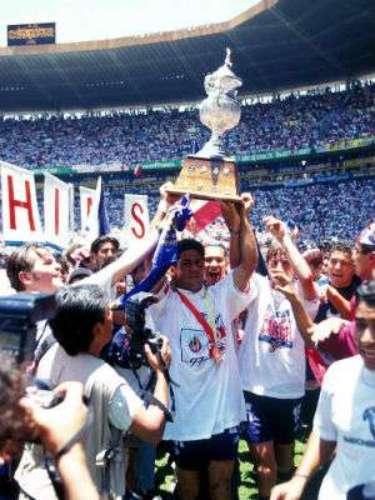 Chivas goleó en global 7-2 a Toros Neza para ganar el título del Verano 97. Ricado Ferretti era el entrenador del Rebaño en ese entonces.
