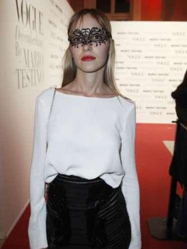 La fiesta de Vogue España reunió a las chicas más guapas y originales del momento.