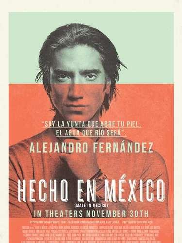 HECHO EN MÉXICO: 30 DE NOVIEMBRE.Se trata de un documental que busca hacer reflexionar sobre la mexicanidad y mostrar la vida diaria de los mexicanos más allá de las noticias negativas que se esconde en la vida diaria.