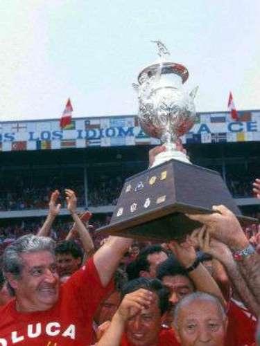 Toluca ganaría su primer campeonato en torneos cortos a costa del Necaxa al derrotarlo 6-4 en el global. Enrique Meza era el artífice de aquella conquista.